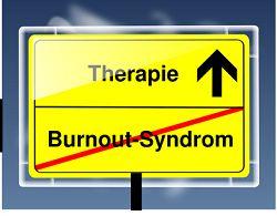 Behandlung / Heilung Burnout